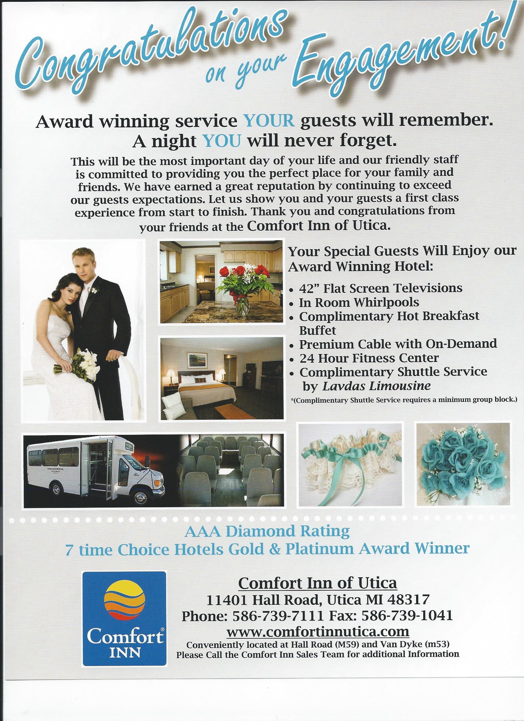Comfort Inn Utica Utica Hotels Visitdetroit Com